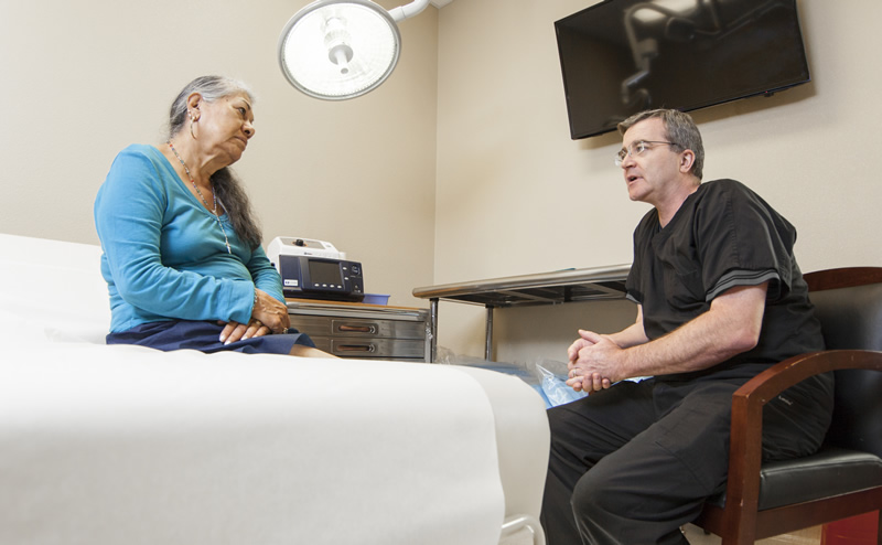 Physician's Vascular Services - El Paso - The Fast Track Vein Health Screening Process