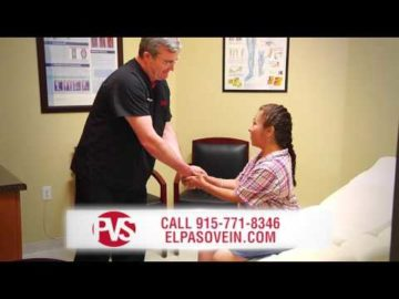Get Back To Living With Physician's Vascular Services! - El Paso, TX