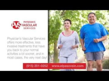 Do You Have Varicose Veins? We Can Help - Physician's Vascular Services - El Paso, TX