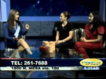 Physician's Imaging & Vein Care on UNIVISION 26 KINT El Paso (Part 1 of 2)