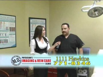 Physician's Vascular Services -- A leading El Paso vein center