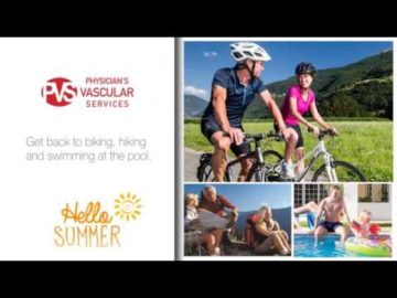 Get Ready for Summer with the Help of Physician's Vascular Services! - El Paso, TX